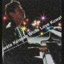 カラオケで人気の冬歌 「桑田佳祐」の「白い恋人達」を収録したCDのジャケット写真。