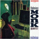 CD『Misterioso』Theronious Monk