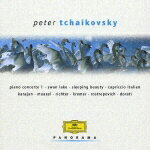 【送料無料】チャイコフスキー:ピアノ協奏曲第1番/ヴァイオリン協奏曲/白鳥の湖/眠りの森の美女...