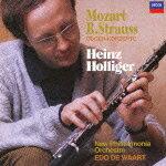 モーツァルト&R.シュトラウス:オーボエ協奏曲画像