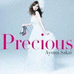 【送料無料】Precious(初回限定CD+DVD) [ 阪井あゆみ ]