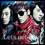 Let's get it on/Be As One(初回限定B CD+DVD)