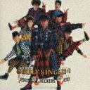 1986年の男性カラオケ人気曲第4位 チェッカーズの「Song for U.S.A.」を収録したCDのジャケット写真。