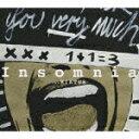 the HIATUS(ザ・ハイエイタス)のカラオケ人気曲ランキング第2位 シングル曲「insomnia」のジャケット写真。