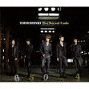 The Secret Code(CD+DVD) [ 東方神起 ]