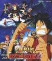 ワンピース THE MOVIE カラクリ城のメカ巨兵【Blu-ray】