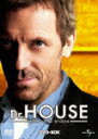 【送料無料】Dr.HOUSE シーズン4 DVD-BOX