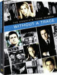 WITHOUT A TRACE/FBI 失踪者を追え! 第3シーズン コレクターズ・ボックス