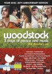 【送料無料】ディレクターズカット ウッドストック 愛と平和と音楽の3日間 40周年記念 アルティ...