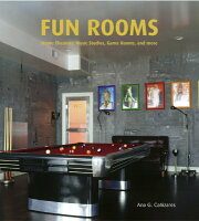 FUN ROOMS(H) R/E[洋書]