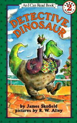 【送料無料】Detective Dinosaur