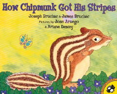 【送料無料】How Chipmunk Got His Stripes