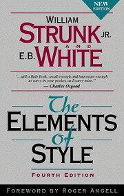 【30位】The Elements of Style