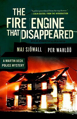 The Fire Engine That Disappeared: A Martin Beck Police Mystery (5)画像