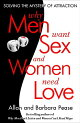 Why Men Want Sex and Women Need Love: Unravell...