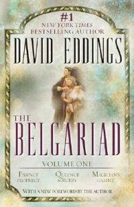 The Belgariad (Vol 1): Volume One: Pawn of Prophecy, Queen of Sorcery, Magician's Gambit BELGARIAD # BELGARIAD (VOL 1 (Belgariad) [ David Eddings ]