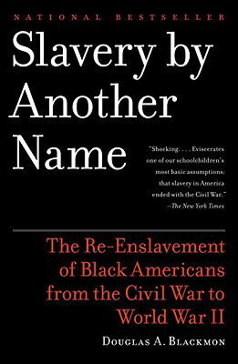 Slavery by Another Name: The Re-Enslavement of Black Americans from the Civil War to World War II画像