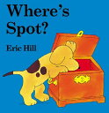 WHERE'S SPOT?(BB) [ ERIC HILL ]