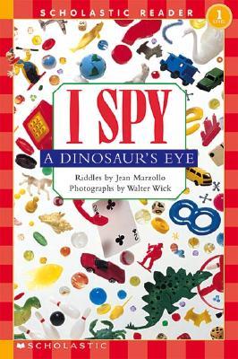 I SPY:A DINOSAUR'S EYE(P) [ JEAN MARZOLLO ]