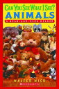 CAN YOU SEE WHAT I SEE?:ANIMALS(P) [ WALTER WICK ]