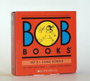 Bob Books Set 5: Long Vowels BOXED-BOB BKS SET 5 LONG VOWEL (Bob Books) [ Bobby ...