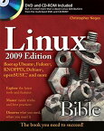 Linux Bible: Boot Up to Ubuntu, Fedora, KNOPPIX, Debian, SUSE, and 13 Other Distributions [With CDRO LINUX BIBLE-2009 W/CD (Bible (Wiley)) [ Christopher Negus ]