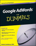 Google AdWords for Dummies[洋書]