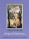 SONGS OF INNOCENCE [ WILLIAM BLAKE ]