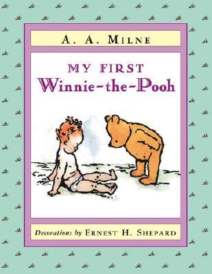 My First Winnie-The-Pooh画像