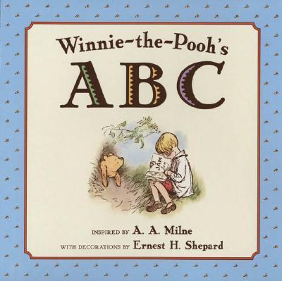 Winnie-The-Pooh's ABC画像
