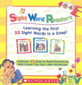 Help your child soar in reading with this set of 25 little books that teach 50 of the most frequently used words in print! Kids will love these playful stories they can read all by themselves. You'll love the fact that each one builds reading skills and confidence. Includes a mini-workbook filled with easy how-to's, fun activities, and write-and-learn pages to give kids practice writing the words too. For use with Grades PreK-1.