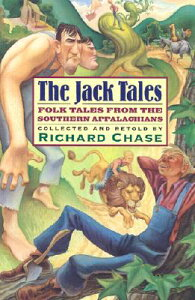 The Jack Tales JACK TALES [ Richard Chase ]