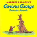 Curious George Feeds the Animals with CD (Audio)