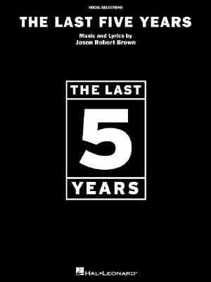 【送料無料】The Last Five Years [ Phillip Brown ]