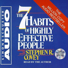 Stephen R. Covey, Stephen R. Covey(2000)『The 7 habits of highly effective people』(SIMON&SCHUSTER)