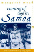 Coming of Age in Samoa: A Psychological Study of Primitive Youth for Western Civilisation [ Margaret Mead ]