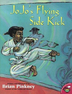 洋書, BOOKS FOR KIDS Jojos Flying Side Kick JOJOS FLYING SIDE KICK RE Brian Pinkney