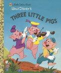 The Three Little Pigs (Disney Classic) 3 LITTLE PIGS (DISNEY CLASSIC) (Little Golden Books (Random House)) [ Random House Disney ]