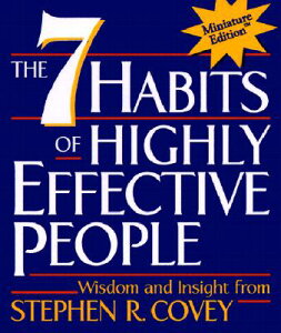 【楽天ブックスならいつでも送料無料】7 HABITS OF HIGHLY EFFECTIVE PEOPLE(MINI [ TODD HENRY ]