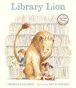 LIBRARY LION(P) [ MICHELLE KNUDSEN ]
