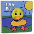 Little Duck: Finger Puppet Book [With Finger Puppet]