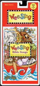 Wee Sing Bible Songs [With CD (Audio)] WEE SING BIBLE SONGS (Wee Sing) [ Pamela Conn Beall ]