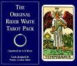 The Original Rider Waite Tarot Set TAROT DECK-ORIGINAL RIDER [ Arthur Edward Waite ]