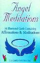 Angel Meditation Tarot Cards TAROT DECK-ANGEL MEDITA [ Sonia Cafe ]