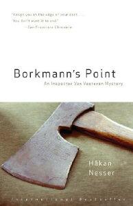 Borkmann's Point: An Inspector Van Veeteren Mystery [2] BORKMANNS POINT (Inspector Van Veeteren Mysteries) [ Hakan Nesser ]