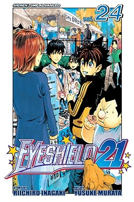 洋書, FAMILY LIFE & COMICS Eyeshield 21, Vol. 24 EYESHIELD 21 V24 Eyeshield 21 Yusuke Murata