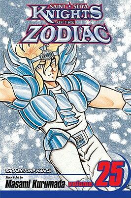 洋書, FAMILY LIFE & COMICS Knights of the Zodiac (Saint Seiya), Vol. 25 KNIGHTS OF THE ZODIAC V25 Knights of the Zodiac Saint Seiya Masami Kurumada