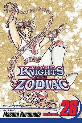 洋書, FAMILY LIFE & COMICS Knights of the Zodiac (Saint Seiya), Vol. 26, 26 KNIGHTS OF THE ZODIAC (SAINT S Knights of the Zodiac (Saint Seiya) Masami Kurumada