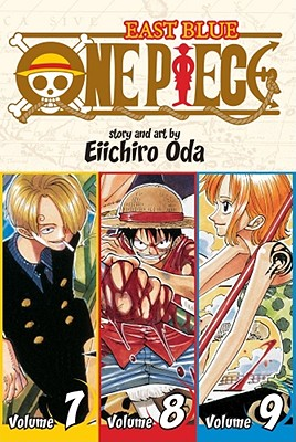 One Piece: East Blue 7-8-9, Vol. 3 (Omnibus Edition)画像