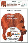 BROWN BEAR,BROWN BEAR WHAT DO YO(P W/CD)